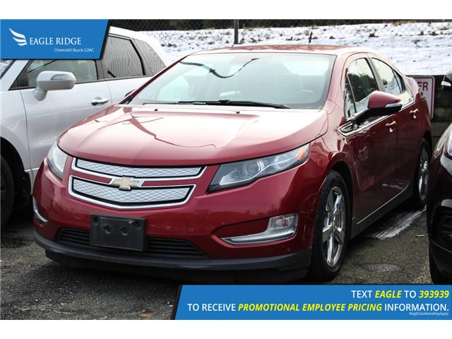 2014 Chevrolet Volt Base (Stk: 141212) in Coquitlam - Image 1 of 2