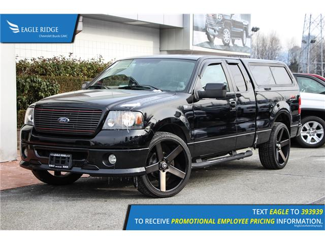 2007 Ford F-150 XL (Stk: 078039) in Coquitlam - Image 1 of 13