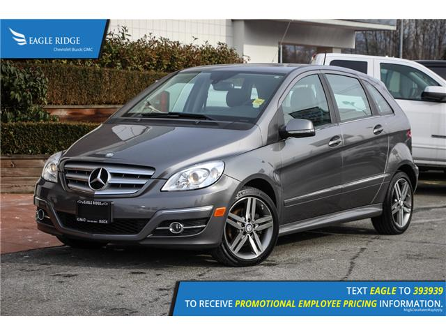 2011 Mercedes-Benz B-Class Turbo (Stk: 119117) in Coquitlam - Image 1 of 15