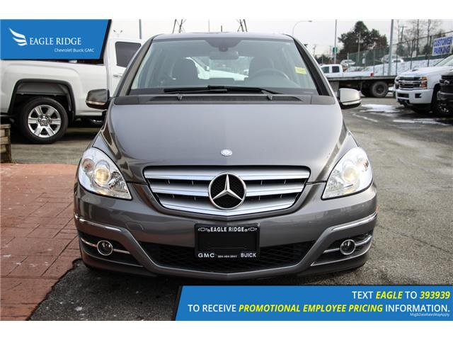 2011 Mercedes-Benz B-Class Turbo (Stk: 119117) in Coquitlam - Image 2 of 15