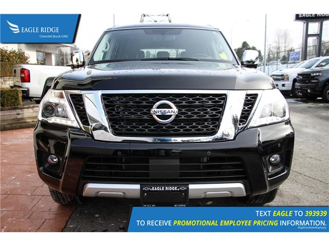 2018 Nissan Armada SL (Stk: 189268) in Coquitlam - Image 2 of 19