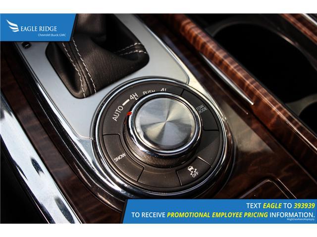 2018 Nissan Armada SL (Stk: 189268) in Coquitlam - Image 16 of 19