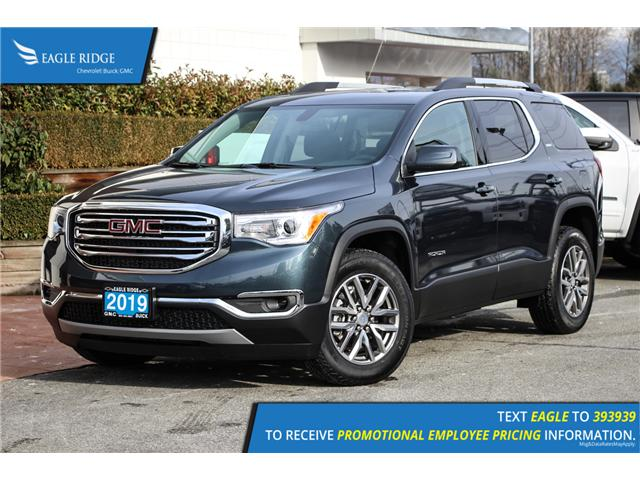 2019 GMC Acadia SLE-2 (Stk: 94202A) in Coquitlam - Image 1 of 19