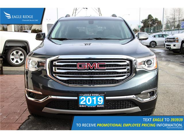 2019 GMC Acadia SLE-2 (Stk: 94202A) in Coquitlam - Image 2 of 19
