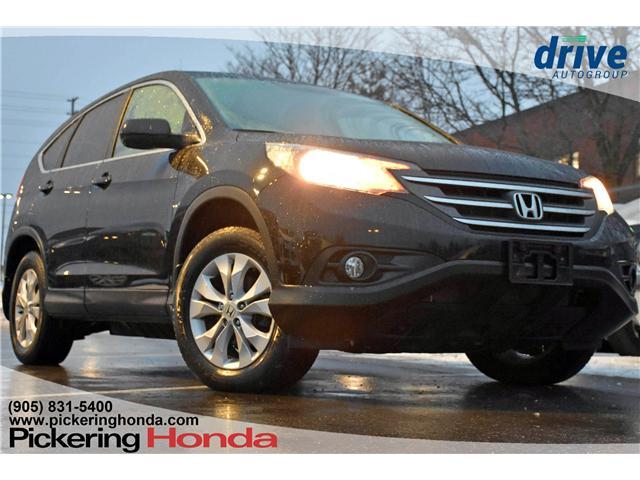 2014 Honda CR-V EX-L (Stk: P4679) in Pickering - Image 1 of 26