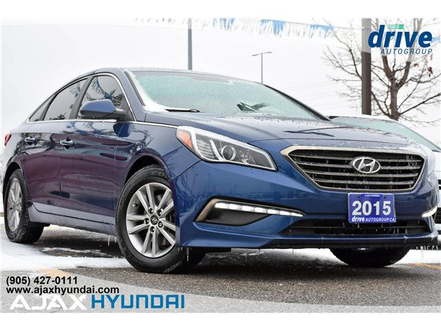2015 Hyundai Sonata GL (Stk: P4649) in Ajax - Image 1 of 22