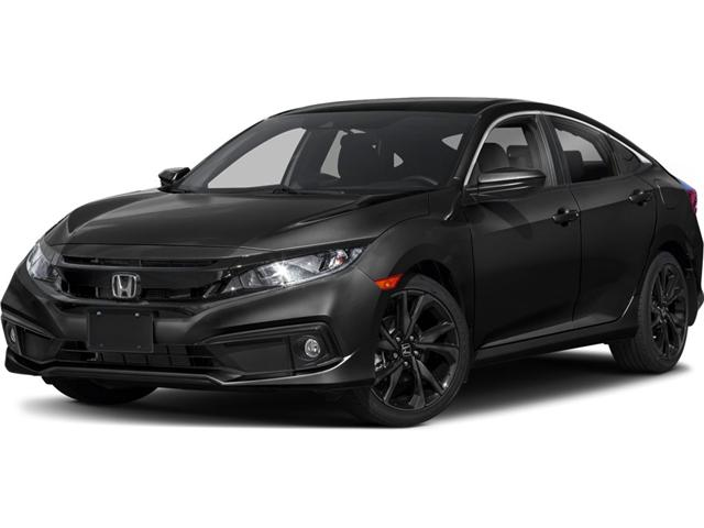 2019 Honda Civic Sport (Stk: 1996) in Simcoe - Image 1 of 3