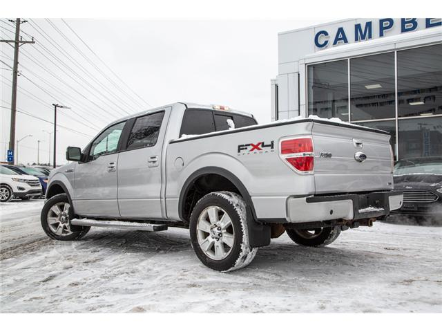 2010 Ford F-150 FX4 AWD-LEATHER-POWER ROOF (Stk: 1816201) in Ottawa - Image 4 of 29