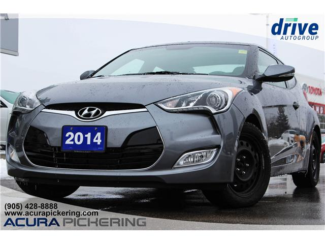 2014 Hyundai Veloster Tech (Stk: AP4708A) in Pickering - Image 1 of 24