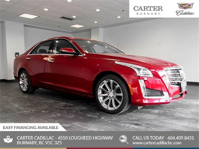 2018 Cadillac CTS 3.6L Luxury (Stk: C8-85240) in Burnaby - Image 1 of 24