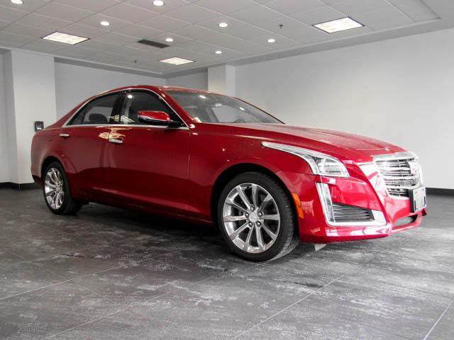 2018 Cadillac CTS 3.6L Luxury (Stk: C8-85240) in Burnaby - Image 2 of 24