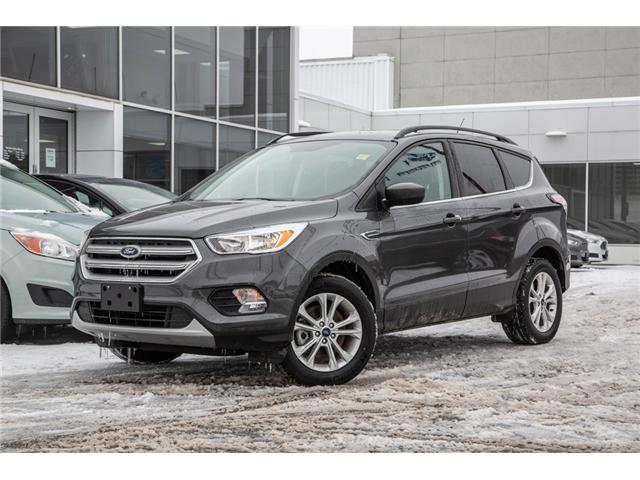 2018 Ford Escape SE 12,000 KMS-AWD-WOW (Stk: 947120) in Ottawa - Image 1 of 30
