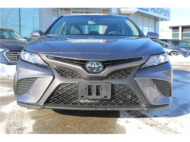2018 Toyota Camry SE (Stk: 18-047715) in Mississauga - Image 3 of 22
