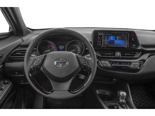 2019 Toyota C-HR XLE (Stk: N01919) in Goderich - Image 4 of 8