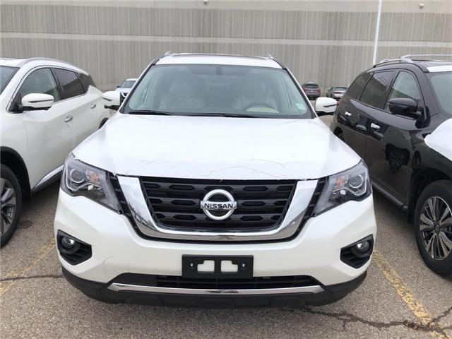 2019 Nissan Pathfinder  (Stk: Y4017) in Burlington - Image 2 of 5