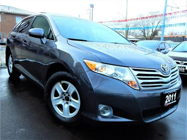 2011 Toyota Venza Base (Stk: 4T3BA3) in Kitchener - Image 1 of 1