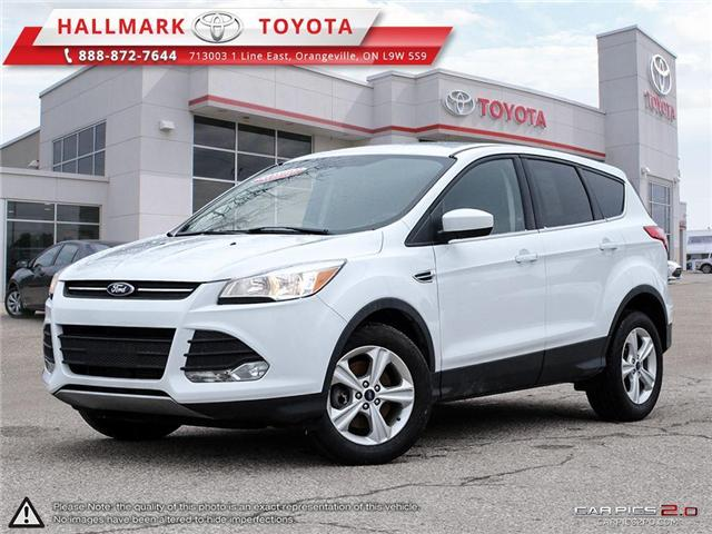 2015 Ford Escape SE - FWD (Stk: HU4549) in Orangeville - Image 1 of 27
