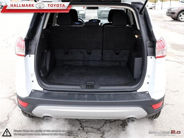 2015 Ford Escape SE - FWD (Stk: HU4549) in Orangeville - Image 11 of 27