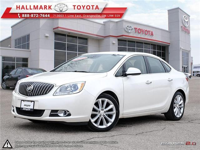 2013 Buick Verano 4Dr Sedan 4PH69 (Stk: HU4528A) in Orangeville - Image 1 of 27