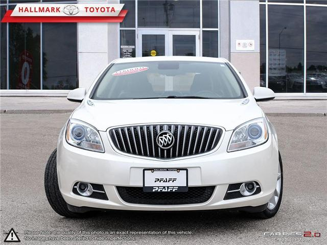 2013 Buick Verano 4Dr Sedan 4PH69 (Stk: HU4528A) in Orangeville - Image 2 of 27