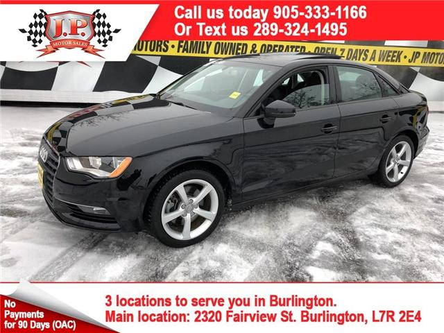 2016 Audi A3 1.8T Komfort (Stk: 46241) in Burlington - Image 1 of 25
