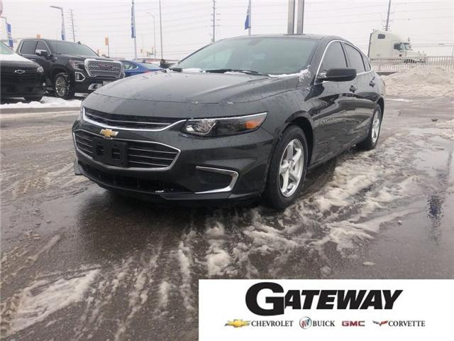 2017 Chevrolet Malibu Back Up Cam|OnStar|Alloys|Bluetooth| (Stk: PW17751A) in BRAMPTON - Image 1 of 17