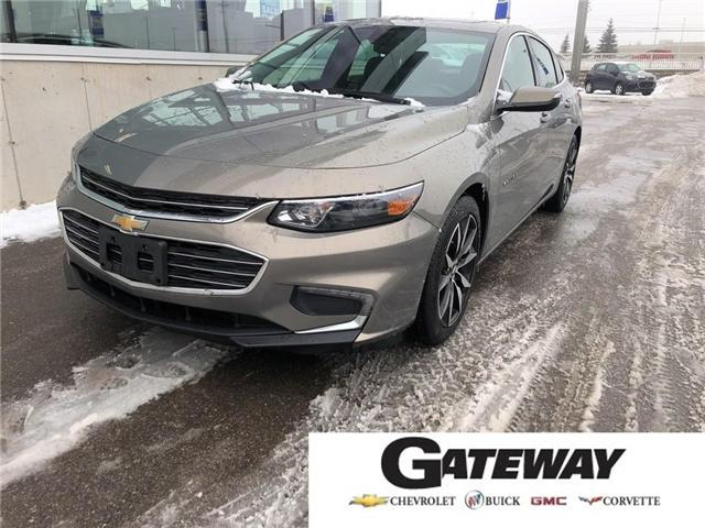 2017 Chevrolet Malibu LT|Leather|Navigation|Sunroof|Rear Camera| (Stk: PA17802) in BRAMPTON - Image 1 of 18