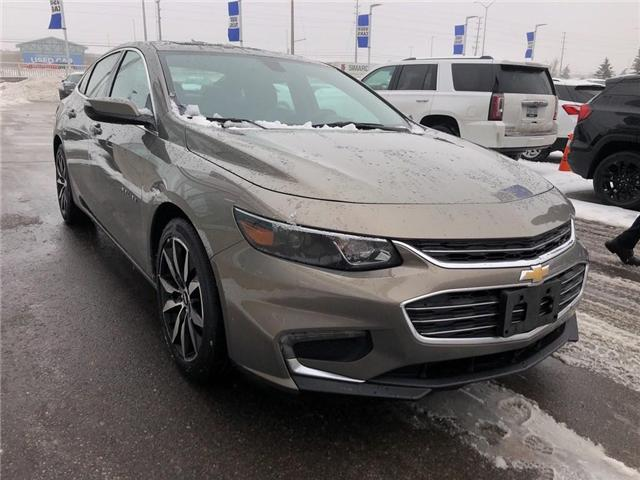 2017 Chevrolet Malibu LT|Leather|Navigation|Sunroof|Rear Camera| (Stk: PA17802) in BRAMPTON - Image 3 of 18