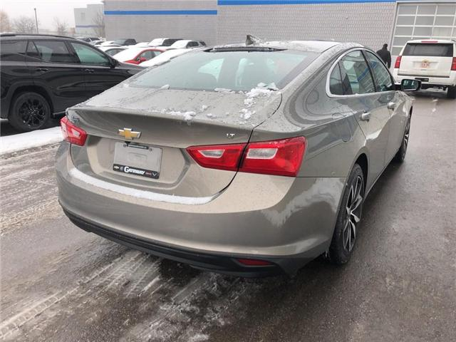 2017 Chevrolet Malibu LT|Leather|Navigation|Sunroof|Rear Camera| (Stk: PA17802) in BRAMPTON - Image 4 of 18