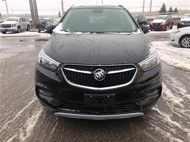 2018 Buick Encore Sport Touring|SUNROOF|REAR CAMERA|HEATED SEATS| (Stk: PL17837) in BRAMPTON - Image 2 of 18