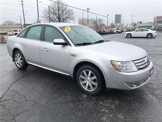 2008 Ford Taurus SEL (Stk: 19485A) in Windsor - Image 1 of 11