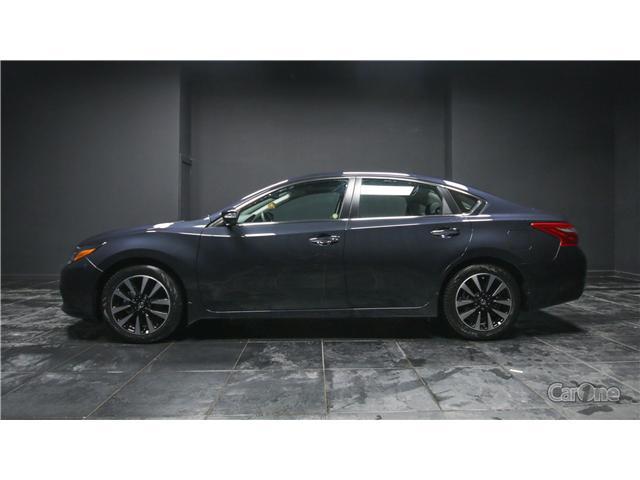 2018 Nissan Altima 2.5 SL Tech (Stk: 18-376) in Kingston - Image 1 of 38