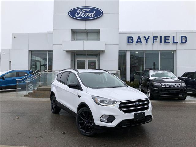 2018 Ford Escape SE (Stk: ES181534) in Barrie - Image 1 of 25