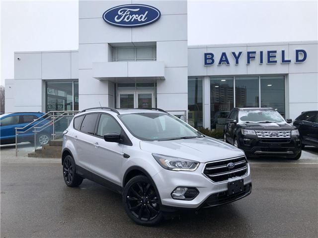 2018 Ford Escape SE (Stk: ES181363) in Barrie - Image 1 of 26