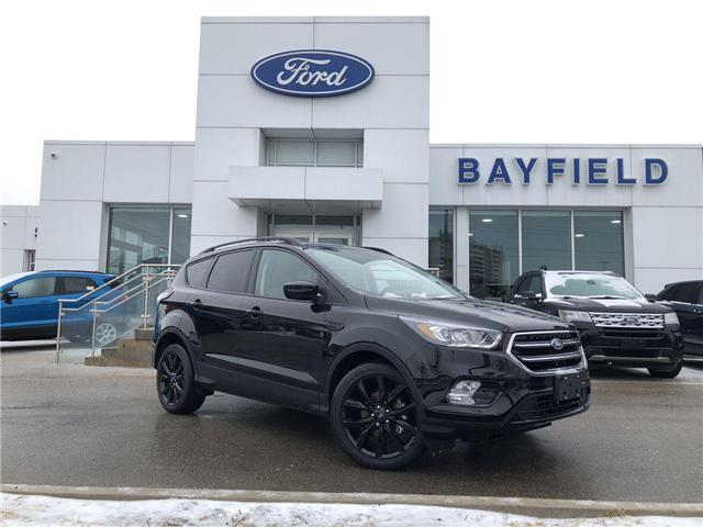 2018 Ford Escape SE (Stk: ES181452) in Barrie - Image 1 of 25