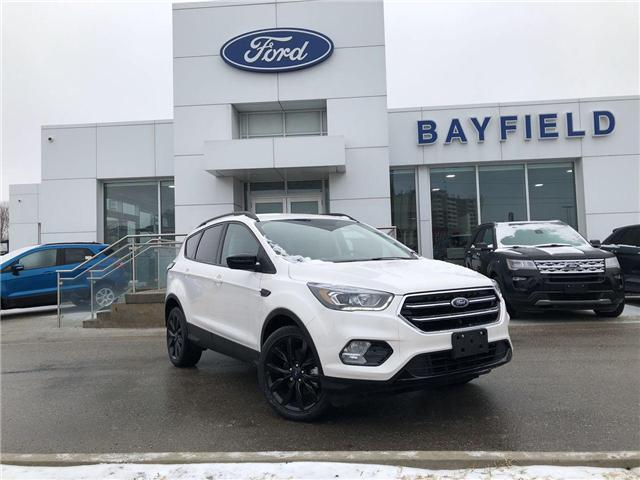 2018 Ford Escape SE (Stk: ES181210) in Barrie - Image 1 of 23