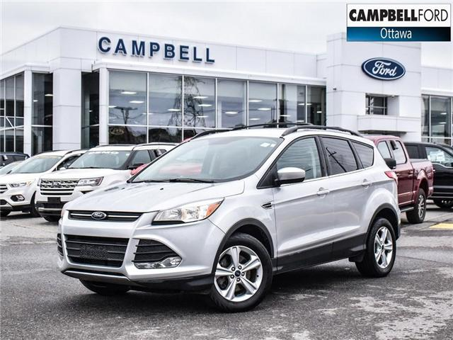 2015 Ford Escape SE LEATHER-AWD-2.0 LITER (Stk: 1819431) in Ottawa - Image 1 of 22