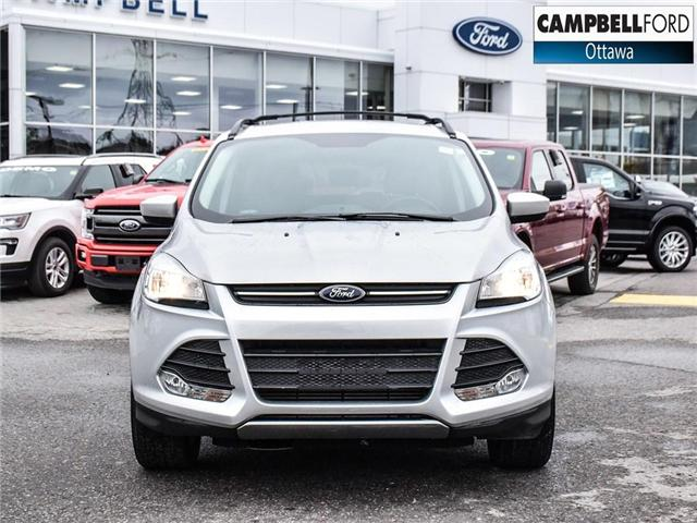 2015 Ford Escape SE LEATHER-AWD-2.0 LITER (Stk: 1819431) in Ottawa - Image 2 of 22