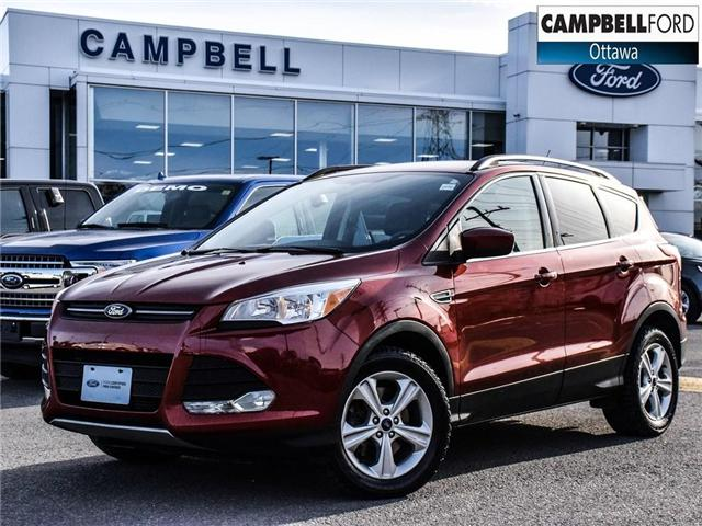 2015 Ford Escape SE AWD-LEATHER-NAV--SALE PRICE (Stk: 944710) in Ottawa - Image 1 of 30