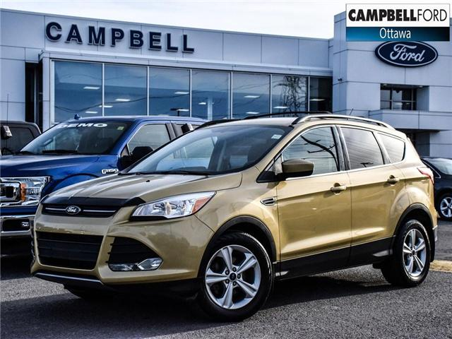 2014 Ford Escape SE 52, 000 KMS-AUTO-AIR SALE PRICE (Stk: 944640) in Ottawa - Image 1 of 27