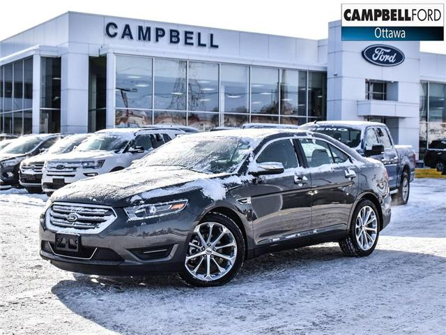 2018 Ford Taurus Limited AWDLEATHER-POWER ROOF-NAV (Stk: 946030) in Ottawa - Image 1 of 23