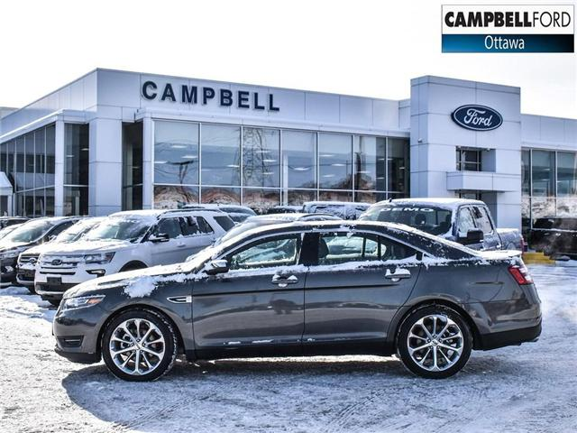 2018 Ford Taurus Limited AWDLEATHER-POWER ROOF-NAV (Stk: 946030) in Ottawa - Image 3 of 23