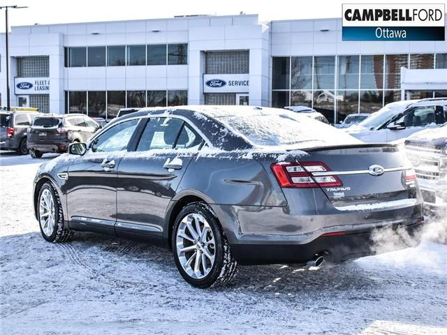 2018 Ford Taurus Limited AWDLEATHER-POWER ROOF-NAV (Stk: 946030) in Ottawa - Image 4 of 23