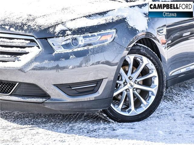 2018 Ford Taurus Limited AWDLEATHER-POWER ROOF-NAV (Stk: 946030) in Ottawa - Image 6 of 23