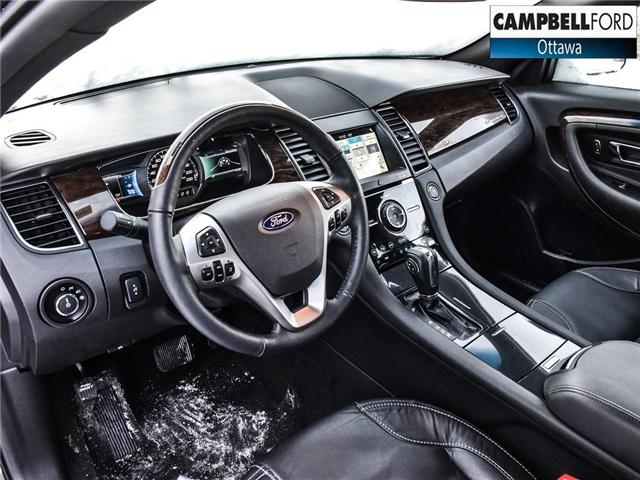 2018 Ford Taurus Limited AWDLEATHER-POWER ROOF-NAV (Stk: 946030) in Ottawa - Image 9 of 23