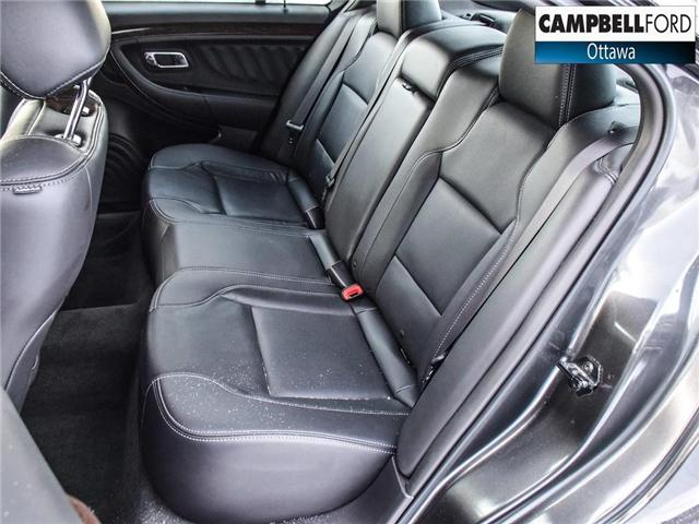 2018 Ford Taurus Limited AWDLEATHER-POWER ROOF-NAV (Stk: 946030) in Ottawa - Image 11 of 23
