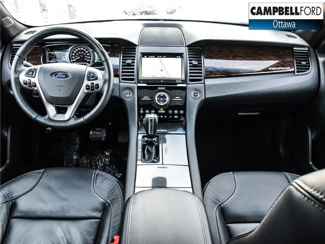 2018 Ford Taurus Limited AWDLEATHER-POWER ROOF-NAV (Stk: 946030) in Ottawa - Image 16 of 23