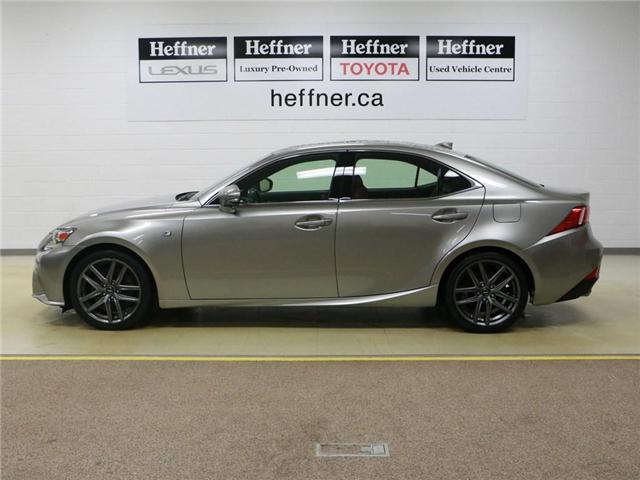 2016 Lexus IS 300 Base (Stk: 197019) in Kitchener - Image 20 of 29