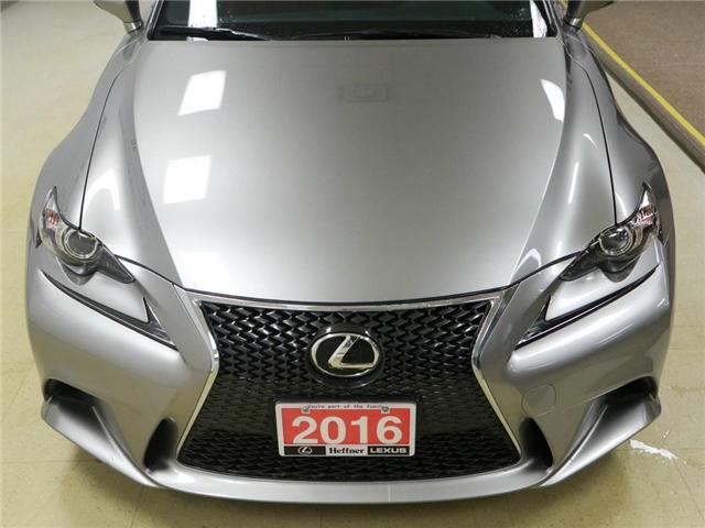 2016 Lexus IS 300 Base (Stk: 197019) in Kitchener - Image 25 of 29