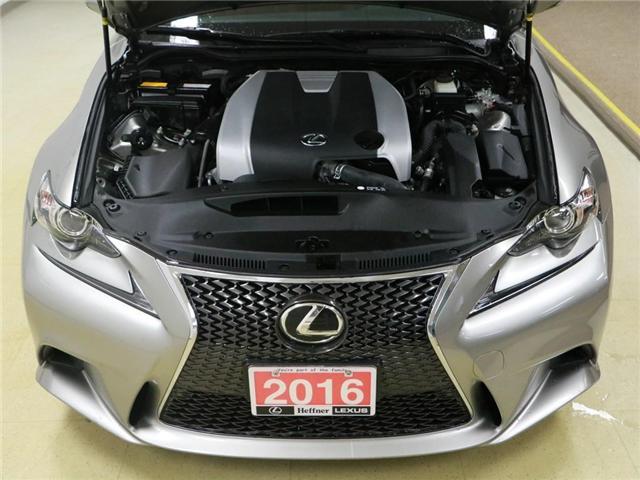 2016 Lexus IS 300 Base (Stk: 197019) in Kitchener - Image 26 of 29